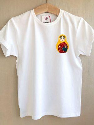 matryoshka small tshirt