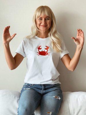 crab tshirt