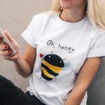 oh honey tshirt