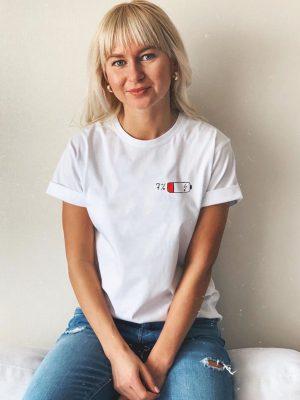 low energy tshirt